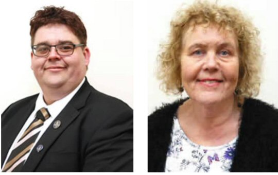 New Mayor of Heanor & Loscoe Town Council Elected