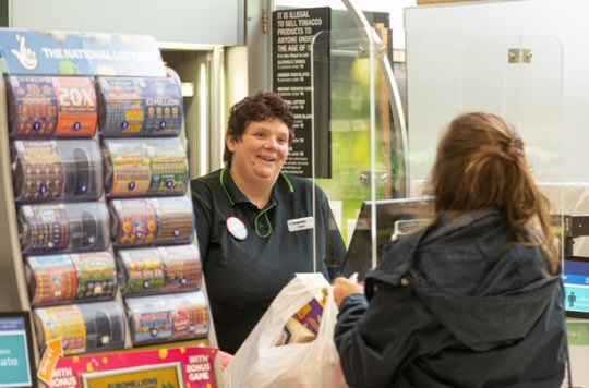 Co-op customers now offered choice of whether or not to have a receipt