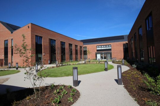 Robertson Safely Completes Derbyshire Dementia Care Home During Covid-19 Crisis