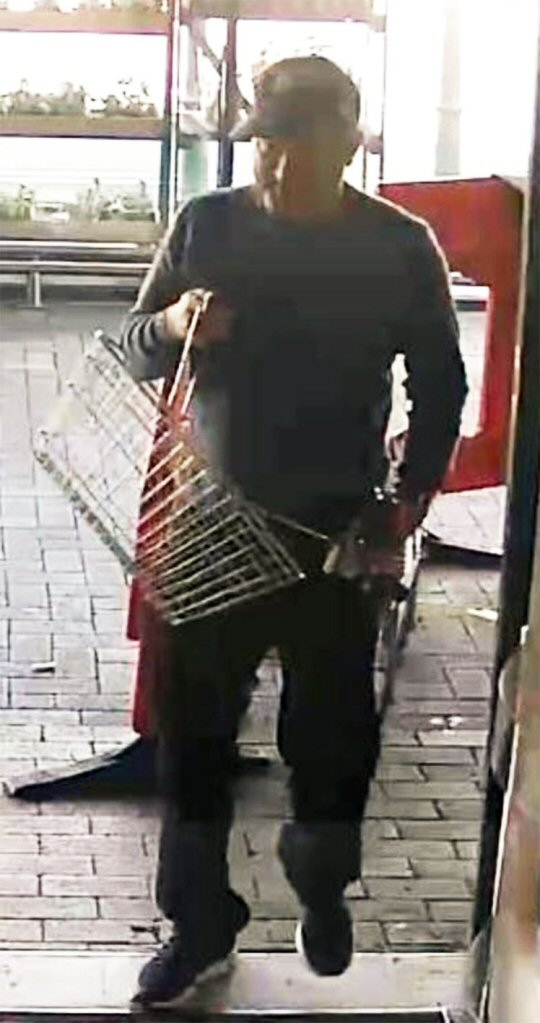 Image released after bank card theft in Belper