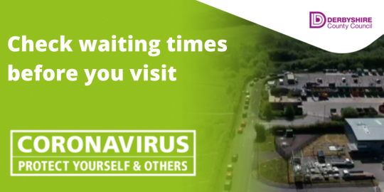Check Waiting Times Before You Visit Recycling Centre