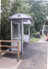 New Milford Bus Stop