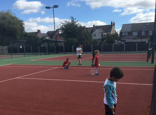 Ripley and Alfreton Tennis Club are Calling all juniors from 4 years to 18