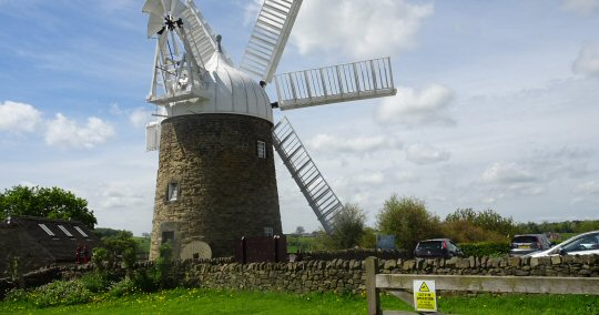 Trip Advisor Recognition for Heage Windmill