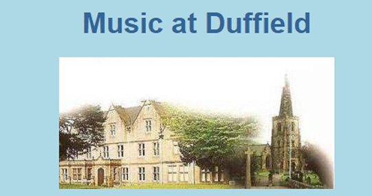 An Update From Music At Duffield
