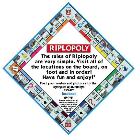Try Out A Game Of Riplopoly By Rogue Runners