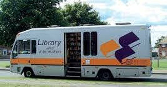 Mobile Library Timetable 2021 For Ambergate
