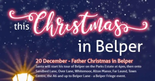 This Christmas in Belper