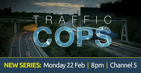 Monday sees the return of Traffic Cops to our screens.