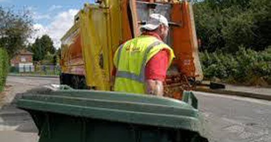 Delays With Amber Valley Refuse Collections