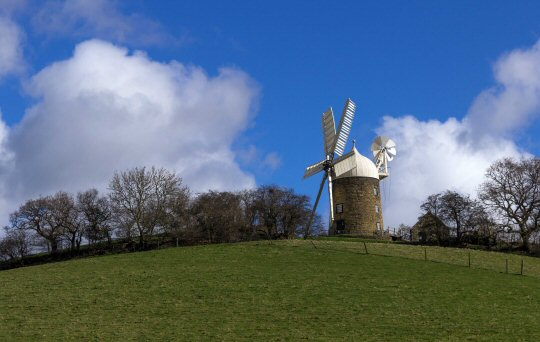 Heage Windmill Society is seeking a new Chair of Trustees