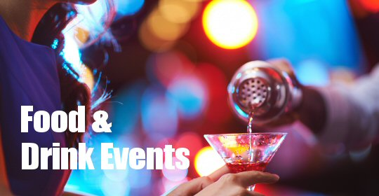 Food & Drink Events in and around The Amber Valley