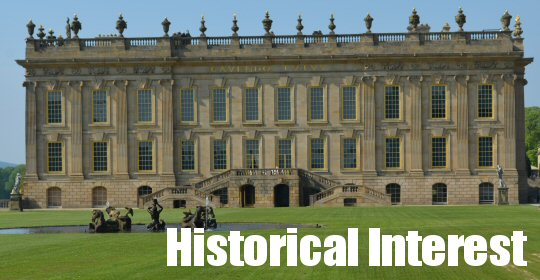 Historical Interest Events in and around The Amber Valley