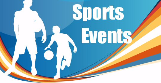 Sports Events in and around The Amber Valley
