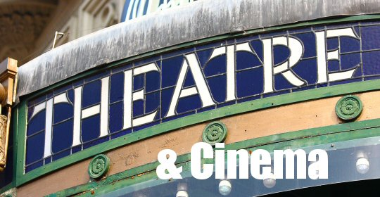 Theatre & Cinema Events in and around The Amber Valley
