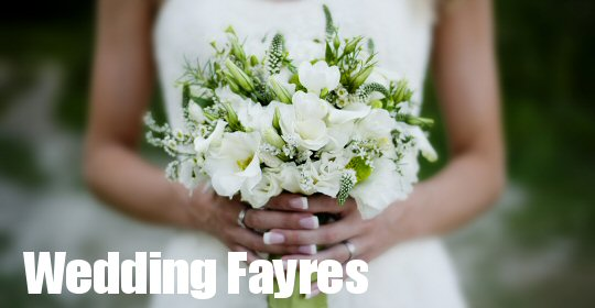 Wedding Events in and around The Amber Valley