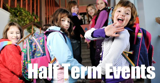 Whats on in Amber Valley This Half Term
