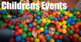 Children's Events Around Amber Valley