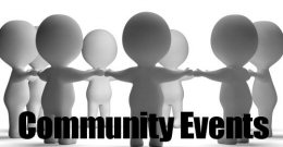 Community Events Around Amber Valley