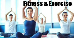 Fitness & Exercise Classes Around Amber Valley