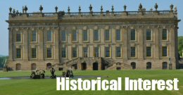Historical Interest Events Around Amber Valley