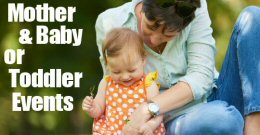 Mother & Toddler Events Around Amber Valley