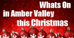 What's On This Christmas In Amber Valley
